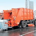 Вывоз бытового мусора в Рузе